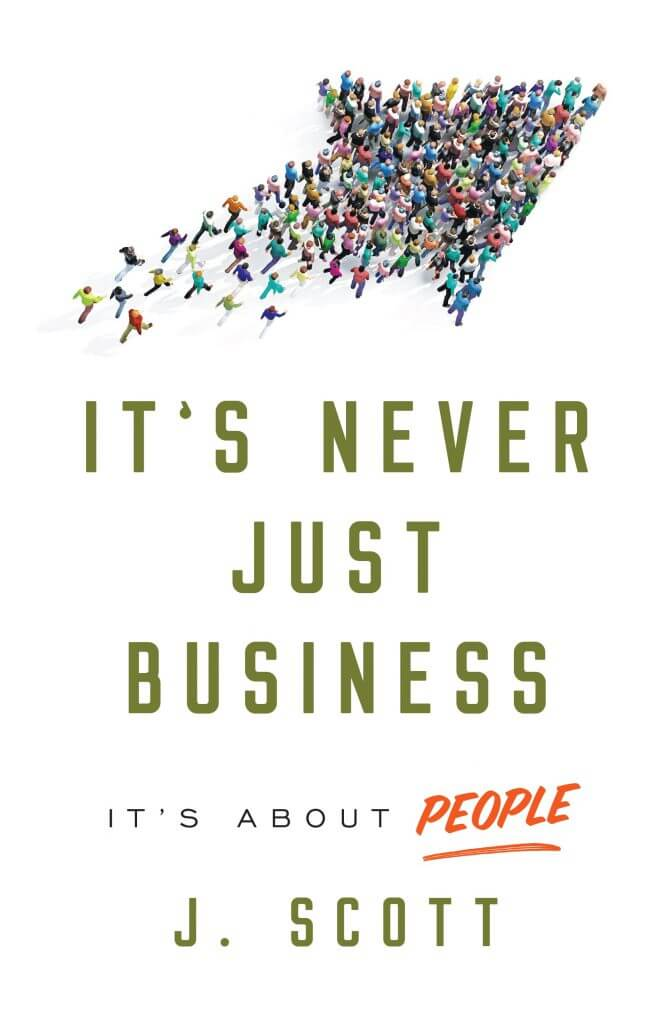 It's Never Just Business: 